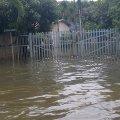 Kondisi Banjir di Jalan Patra Raya, Kebon Jeruk, 21 Januari 2014 - Pkl. 15.10