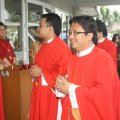 Misa Perayaan Syukur Imlek 2014