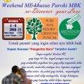 Weekend Marriage Encounter MBK
