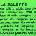 Salib La Salette