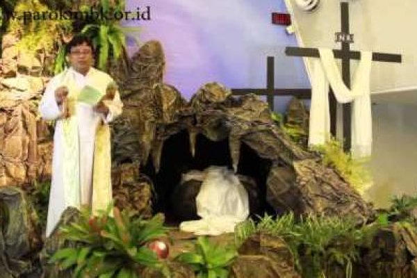 Kamis, 1 Mei 2014, Pekan Paskah II