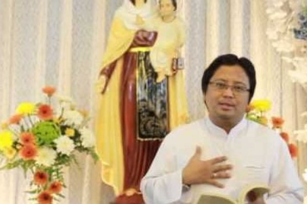 Sabtu, 31 Mei 2014, Pesta Santa Perawan Maria Mengunjungi Elisabet