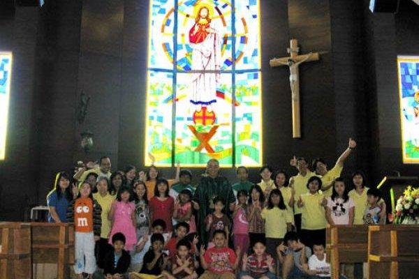 Peduli Anak, Peduli Gereja