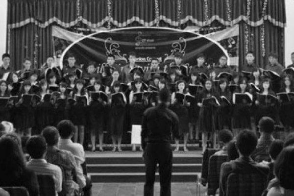 St Choir Re Concert: Bernyanyi Untuk Tuhan