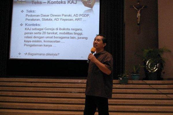 Perencanaan Program Kerja Terpadu Gereja MBK