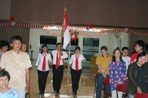 PDKK MBK Rayakan 65 Tahun Indonesia Merdeka