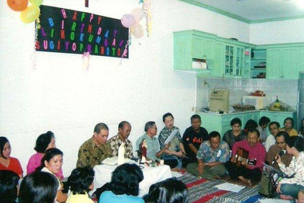 Perayaan HUT Lingkungan Sugiyopranoto 2