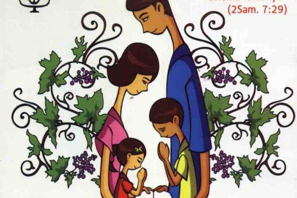 Tuhan sebagai Landasan Hidup Berkeluarga