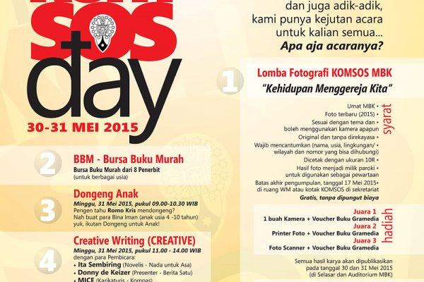 MBK's Komsos Day 2015
