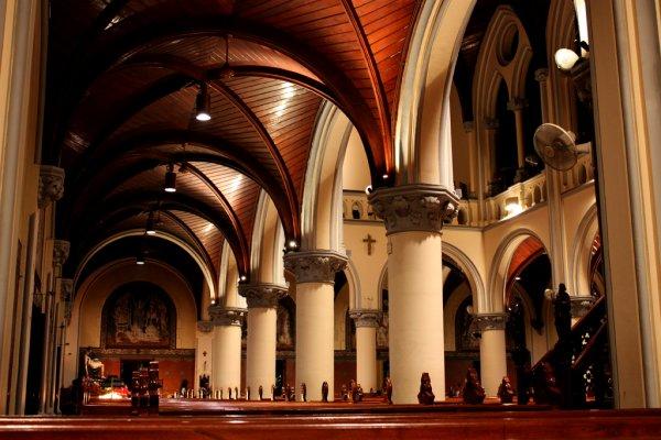 Jejak Kerahiman di Sembilan Gereja