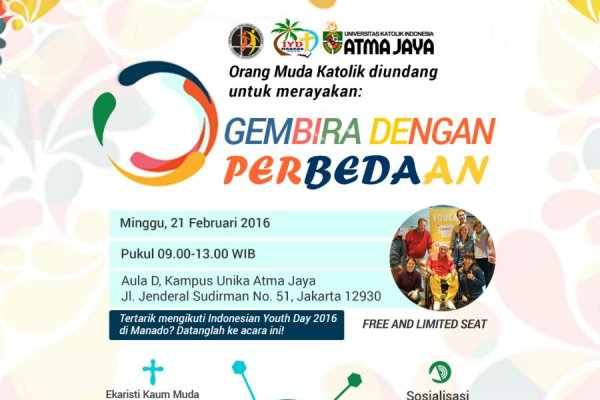 Road to Indonesia Youth Day 2016