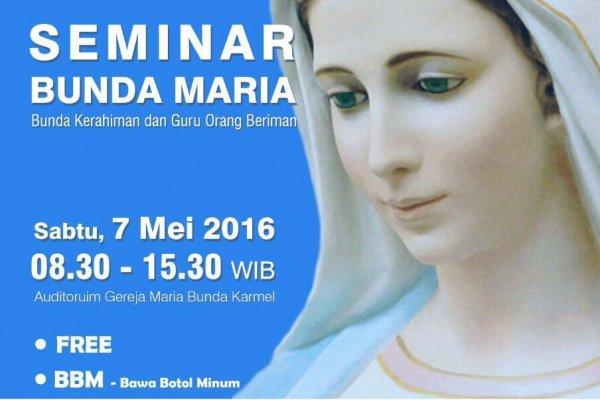 Seminar Bunda Maria