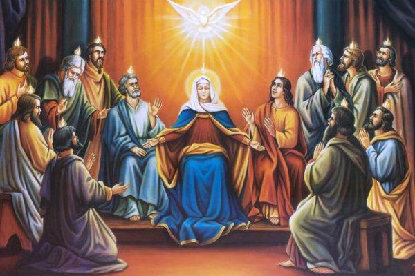Novena Roh Kudus