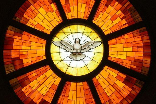 Selalu Terbakar oleh Roh Kudus