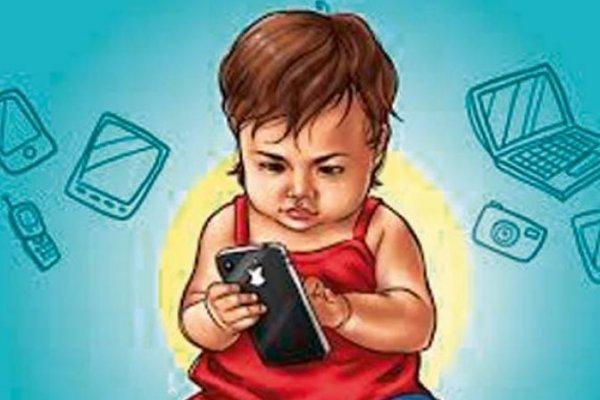 Anak, Gadget, dan Sebuah Kegalauan