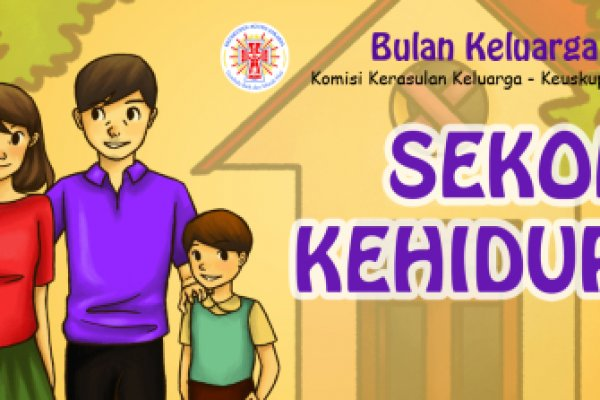 Keluargaku Sekolah Kehidupanku