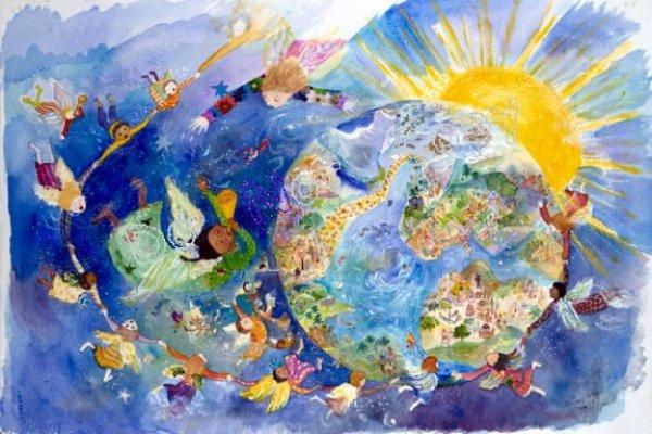 Pertemuan 3 Adven: Mencintai Bumi Kita