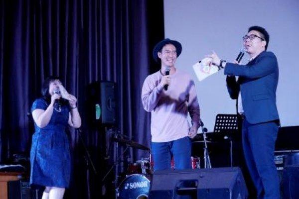 Konser Musik Berbasis Kaum Muda