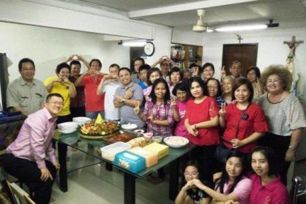 Ekaristi Mempersatukan Keluarga MBR 4