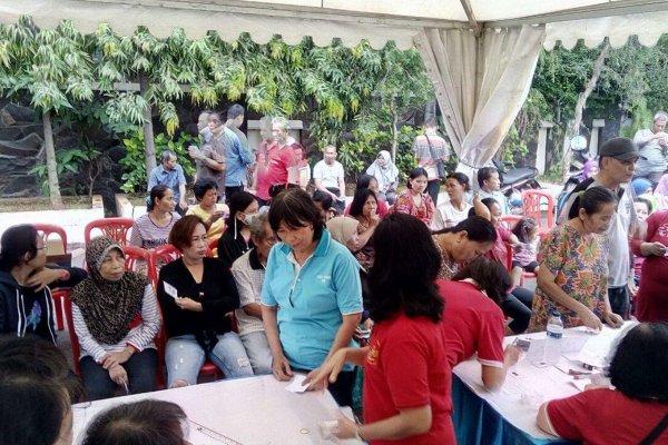 Baksos RW 04 Kedoya dan Impian Dokter Yanto dari MBK