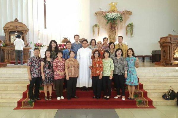 Pelayanan Alumni Kursus Evangelisasi Pribadi