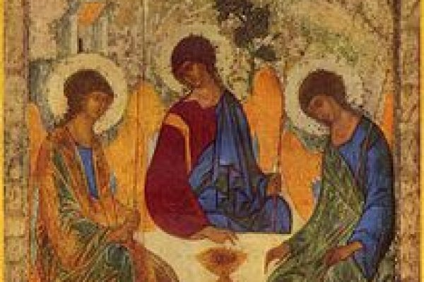 Kasih Allah Tritunggal