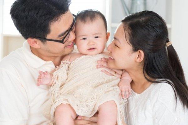 Keluarga dengan Anak yang Baru Lahir