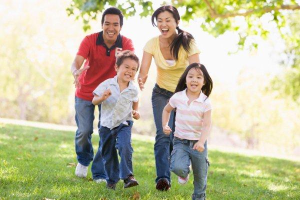 Keluarga dengan Anak-Anak Prasekolah
