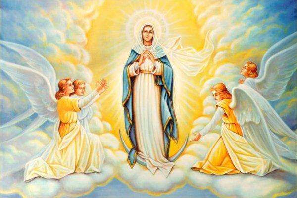 Maria Bunda yang Penuh Perhatian