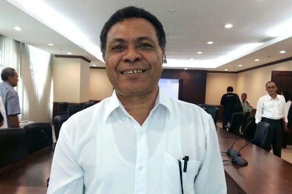 Sambutan Direktur Jenderal Bimbingan Masyarakat Katolik Kementerian Agama Republik Indonesia
