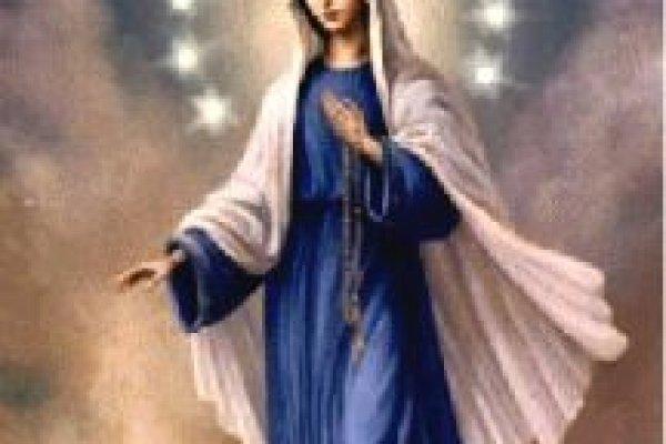 Perdamaian Dunia dan Maria Bunda Allah