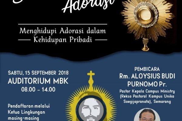 Seminar Adorasi