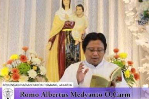 Kamis, 29 Mei 2014, Hari Raya Kenaikan Tuhan
