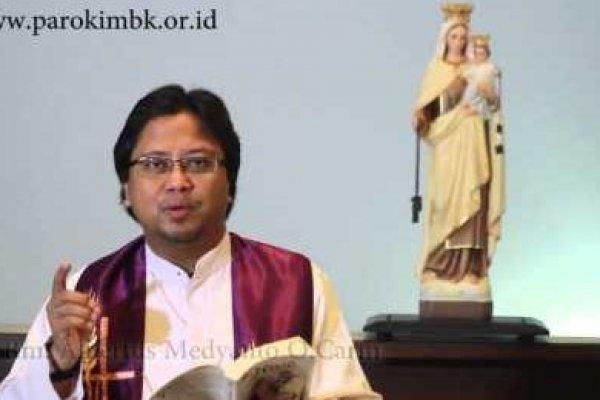 Senin, 31 Maret 2014, Pekan Prapaskah IV