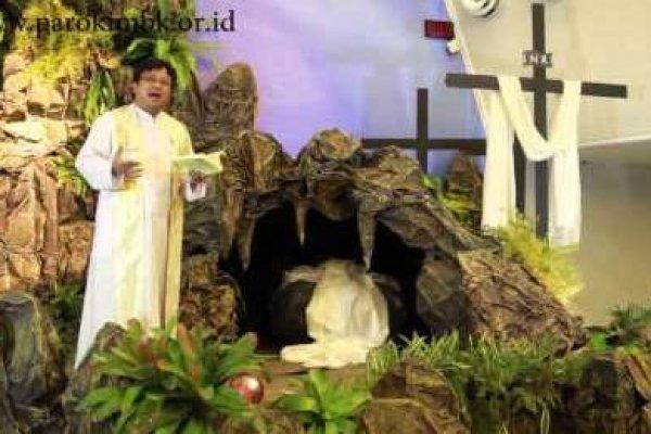 Senin, 28 April 2014, Pekan Paskah II
