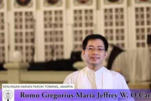 Minggu, 1 Juni 2014, Hari Minggu Paskah VII, Hari Minggu Komunikasi Sedunia