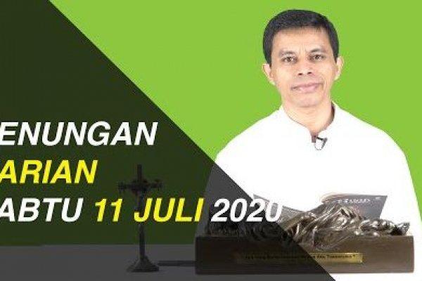 Sabtu, 11 Juli 2020