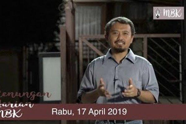 Rabu, 17 April 2019