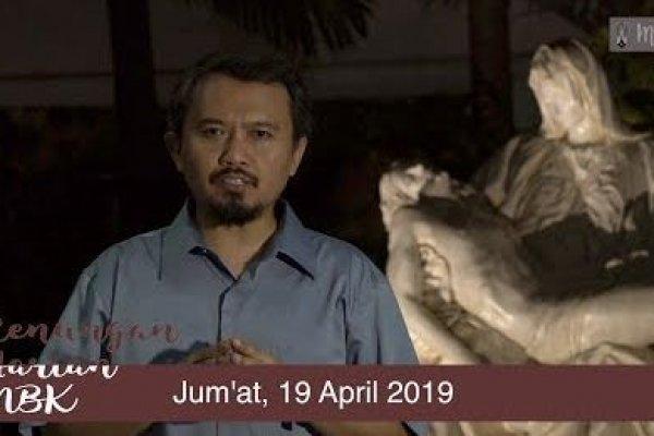 Jumat, 19 April 2019