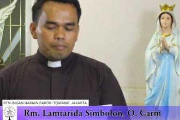 Rabu, 9 Juli 2014, Pekan Biasa XIV