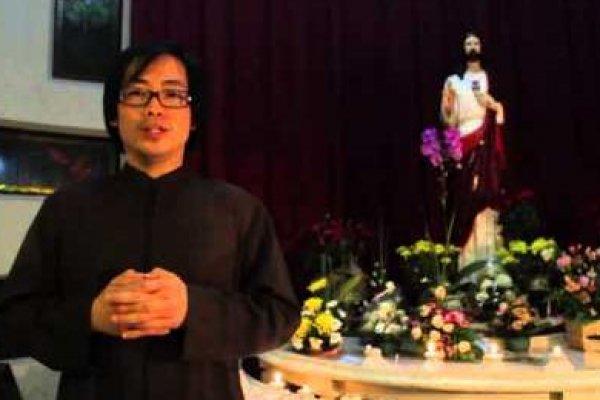 Jumat, 17 Januari 2014, Peringatan Wajib St. Antonius, Abas