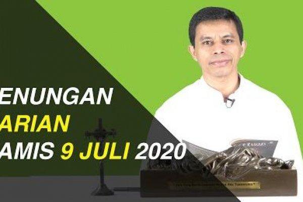 Kamis, 9 Juli 2020