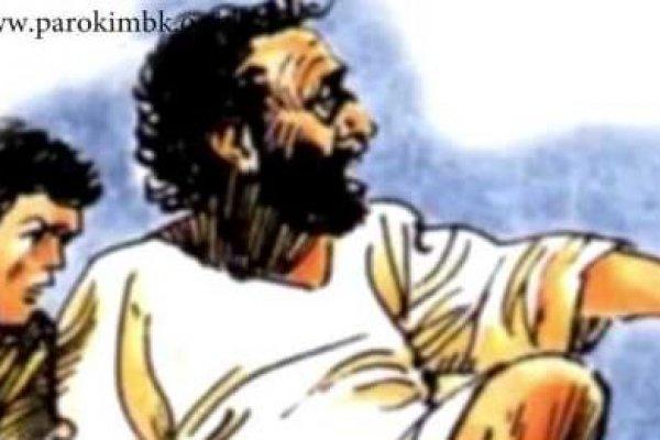 Kamis, 17 April 2014, Hari Kamis Putih, Mengenangkan Perjamuan Tuhan