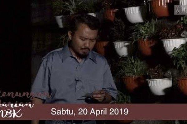 Sabtu, 20 April 2019