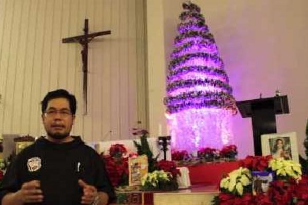 Rabu, 1 Januari 2014, Hari Raya Santa Perawan Maria Bunda Allah