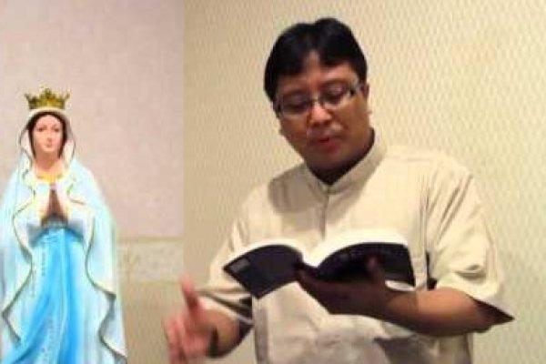 Jumat, 13 Desember 2013, Pekan Adven II, Peringatan Wajib Santa Lusia (Perawan dan Martir)