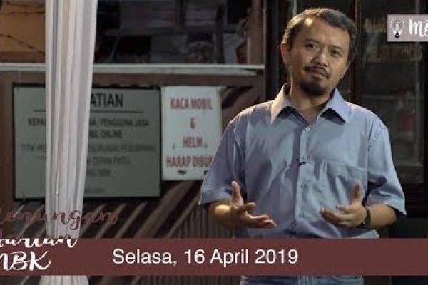 Selasa, 16 April 2019