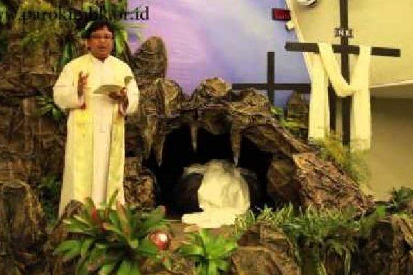 Minggu, 27 April 2014, Hari Minggu Paskah II