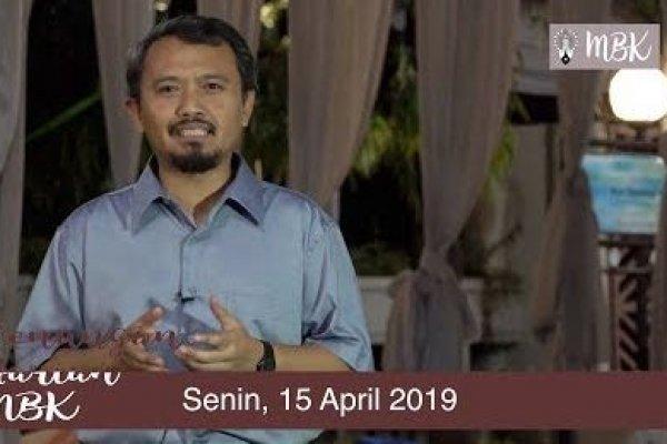 Senin, 15 April 2019