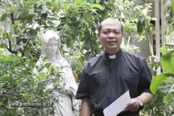 Senin, 14 Agustus 2017, Peringatan Wajib Santo Maksimilianus Maria Kolbe, Imam - Martir